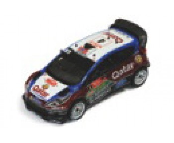 FORD FIESTA RS WRC #4 M.OSTBERG-J.ANDERSSON RALLY MONTE CARLO 2013