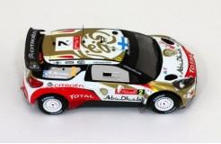 CITROEN DS3 WRC #2 M.HIRVONEN-J.LEHTINEN RALLY DE PORTUGAL 2013 (2nd)