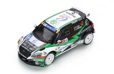 SKODA FABIA S200 #3 F. Loix - J.Gitsels Winner Ypres Rally 2014