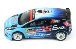FORD FIESTA RS WRC #35 E.Evans / C.Parry Rally Monte-Carlo 2016 (1st WRC2)