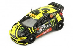 FORD FIESTA R5 #46 - V. Rossi-C. Cassina Winner Monza Rally 2017