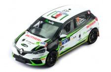 RENAULT Clio RSR #48 G.Basannez-M.Pimentel Rally Mexico 2020