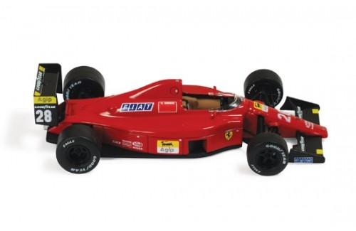 FERRARI 640/F1 89C #28 - Portugal GP - 1989