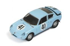 SIMCA Abarth 1300 #41 - Le Mans 1962