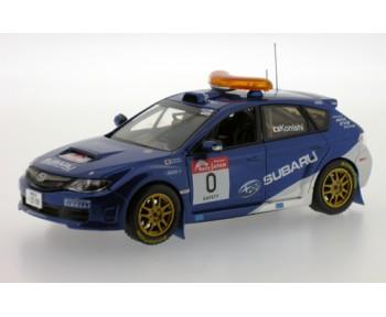 SUBARU Impreza WRX STI #0 - Rally Japan - 2008