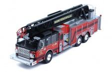 SMEAL 105' Aerial ladder - US Firetruck 2014 - Huntsville