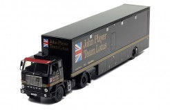 "VOLVO F88 - Racing Transporter ""John Player Team Lotus"""